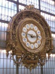 le temps d'Orsay