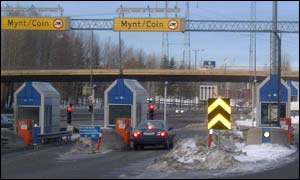 Oslo toll ring