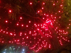 Vesak - lights decorations